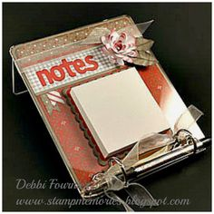 Stampmemories with Debbi: Holiday Gift Guide Blog Hop