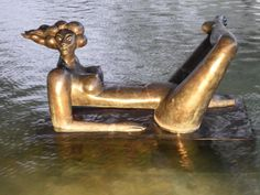 Escultura de Abelardo da Hora.
