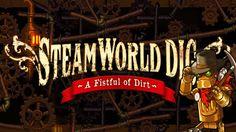 Raptor Giveaway - SteamWorld Dig - http://techraptor.net/content/raptor-giveaway-steamworld-dig | Blog