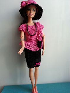 vêtement poupée mannequin Barbie (293)