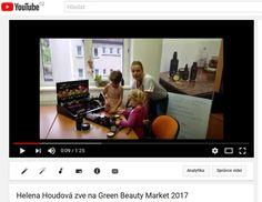 youtube.com - pozvánka - modelka Helena Houdová