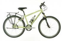 Vakantiefiets :: Travelmaster 2.6 Cromo - Santos Bikes
