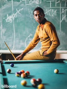 Leon Bridges: The Billboard Shoot. Love this man's classic style.
