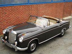 1956 Mercedes-Benz 220 S Cabriolet