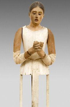 Virgen vestidera