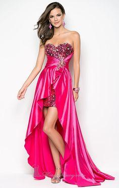 vestidos festas latino...cor rosa pink - Pesquisa Google