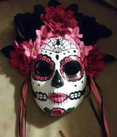 Resultado de imagen para mascara catrina