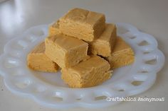 Pumpkin Fudge - Looks delicious!