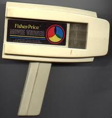 Movie Viewer by Fisher Price