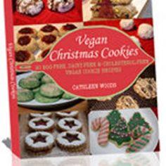 Vegan Christmas Cookies...this is great!