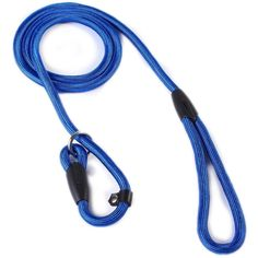 Blue Ocean 2016 newestseller Pet Dog Slip Training Leash Lead Collar (Blue) *** Check out this great product.