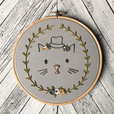 いいね!18件、コメント4件 ― Lil & Louis Stitchさん(@lilandlouis_stitch)のInstagramアカウント: 「Mr Cat 」