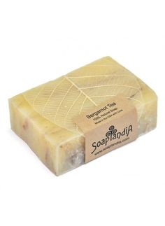 Soaplandia - Bergamot Tea Bar Soap