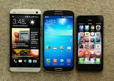 Smartphone wars: Android is still tops in the U.S., but at 42%, iOS is gaining http://cnet.co/156xptu