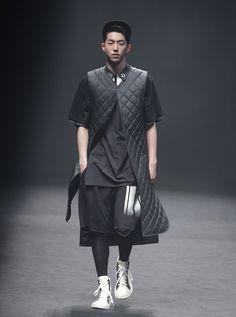 Nam Joo Hyuk 2014 Seoul Fashion Week
