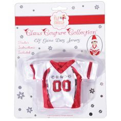 Elf on the Shelf Game Day Jersey