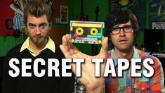Secret Tapes of Rhett & Link. Wow, 10-year-old Rhett and Link's giggles are hilarious