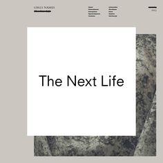 The Next Life album artwork