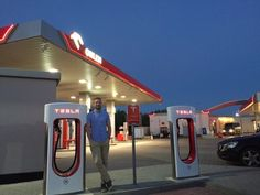 Will Tesla Go Gas Station Route? In Poland, Yes! In USA, We'll See.