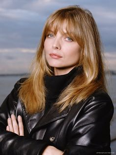 Michelle Pfeiffer by Terry O'Neill