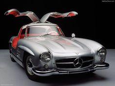 Mercedes-Benz SL 300 Gullwing 1954