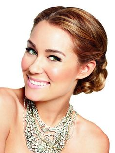 Lauren Conrad Hairstyles: Elegant Braided Updo