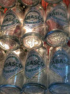 Tabasco Hot Pepper Sauce Avery Island Louisiana yFFF16