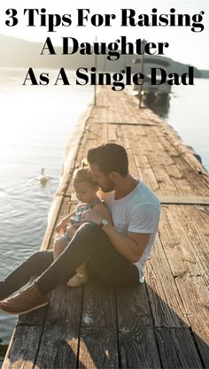 Raising a daughter as a single dad definitely comes with its challenges, but it also comes with its rewards