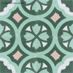 Cement Tile Shop - Handmade Cement Tile | Laredo