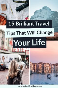 Use these travel tips to help you have the best adventure on ever trip. Each of these 15 travel hacks are tips that I, a travel blogger and world traveller, use on every trip I go on. These tips are perfect travel tips for women. I swear by each one, and I think they will help every traveller to enjoy their journey more and accomplish all of their bucket list activities. #traveltips, #travelhacks, #travelblogs Solo Travel Tips, Travel Hacks, Travel Advice, Travel Ideas, Travel With Kids, Family Travel, Best Vacations, Places To Travel, Bucket