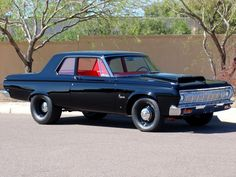 1964 Plymouth Savoy, from Scottsdale, Arizona USA ($87k)