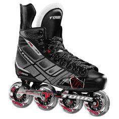 Tour Bonelite 425 Inline Hockey Skate - http://hockeyvideocenter.com/tour-bonelite-425-inline-hockey-skate/