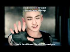 [MV HD] NU'EST - Face [english subs+romanization+hangul] - YouTube *Normally I'd put up the ones without sub on my Pinterest, but I pinned these a while ago on another board and am moving them over...