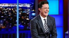 Stephen Colbert is the best in late night for so many reasons.