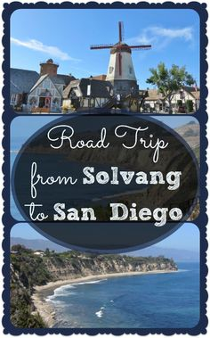 You can't miss on a road trip between two beautiful California cities!