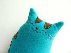 Cat Plush - Kitty Junny - Etsy Project Embrace