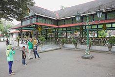 Het Kraton in Yogyakarta