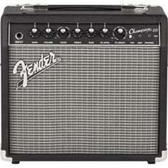 Fender Champion 20 Guitar Combo Amp for $100 ($132 with insurance and tax)