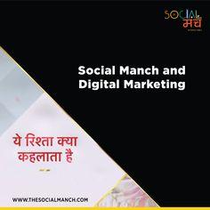 New Rishta featuring on The Social Manch 😝😝  Read more- www.thesocialmanch.com  #SocialManch #DigitalMarketingAgency #SocialMediaAgency #OnlineBrandReputation #AgencyLife