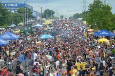 Balanço de Carnaval registra queda no número de homicídios, acidentes com vítima lesionada, Lesão Corporal, Estupro, Furto e Roubo