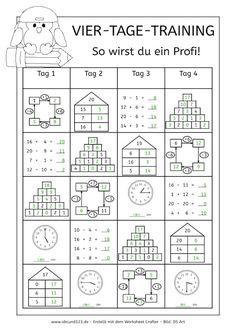 Rechnen mit Sorten 3. Klasse noch intensiver üben | Aufgabenkarten ...