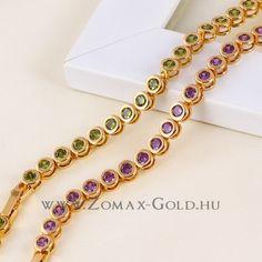 Odett karkötö - Zomax Gold divatékszer www. Gold, Jewelry, Jewlery, Jewerly, Schmuck, Jewels, Jewelery, Fine Jewelry, Yellow