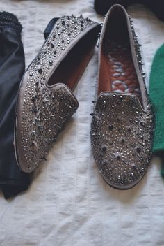 Studded Loafers ~ Sam Edelman