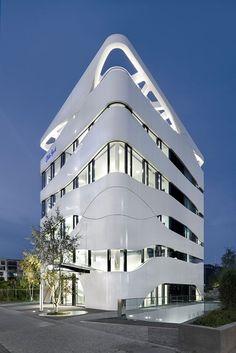 Otto Bock HealthCare beautiful architecture