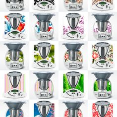 Thermomix Models and Designs. Kitchen Stickers, How To Apply, Models, Cover, Design, Thermomix, Templates, Fashion Models