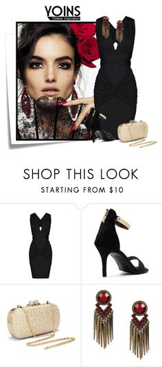 """""""YOINS 13"""" by elenb ❤ liked on Polyvore featuring Post-It, yoins, yoinscollection and loveyoins"""