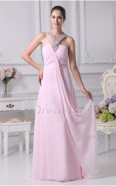 Sequin A-line Shoulder Straps Floor-length Dress - Joydress.com - 221 - pro - sz0329wd4313