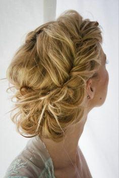 Wedding Hair Ideas -. Beautiful Bohemian wedding look! Hope you enjoy Briogeos - Wedding hairstyles and fashion for wedding guest hair and bridesmade hair #Wedding #Bridesmaid #Hair