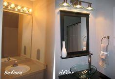 DIY Bathroom Remodel - Design, Dining + Diapers