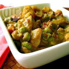 Vegan Potato Curry @